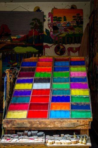 Indigo Vat Dyes