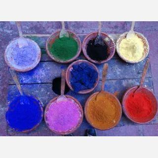 Indigo Dyes