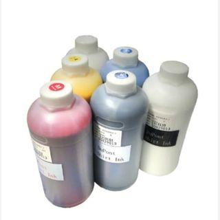 DTG Textile Inks