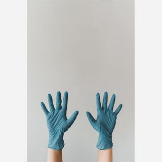 Powder Free Nitrile Medical Gloves