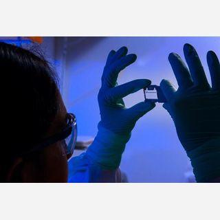 Comfortable Rubber Disposable Mechanic Nitrile Gloves