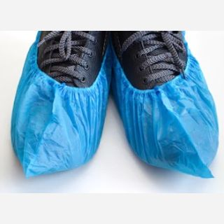 Elastic Disposable Plastic Protective Shoe Covers