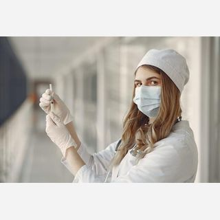 Disposable 3-Layer Surgical Face Masks