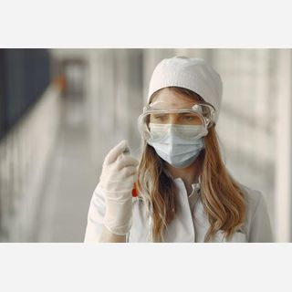 Disposable Ear Loop Elastic 3 Layer Face Mask