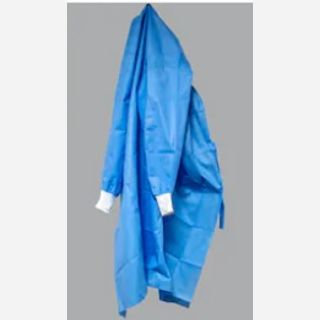 Coated Polypropylene Isolation Gowns