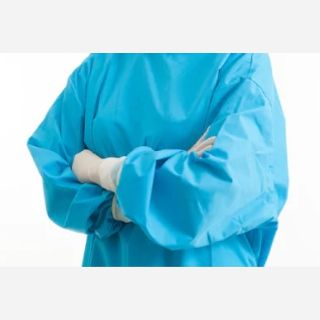 Full Sleeves Hospital Gown