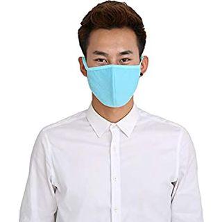 3 Layered Washable Mask