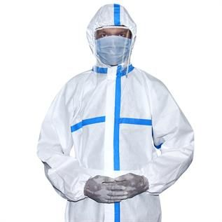 SSMMS White Coverall