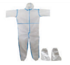 PPE Premium Coverall Kit