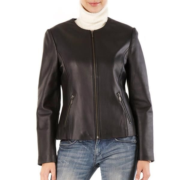 lamb leather jackets for ladies