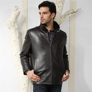 Men, Leather