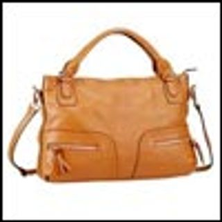 Ladies leather hand bags