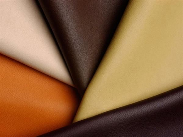 buffalo finished leather for garment