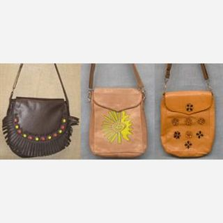 For Ladies, Material: Genuine Leather Size: Standard