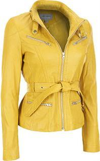 Ladies, Size : XS,S,M,L,XL, Material : PU Leather, Artificial Leather