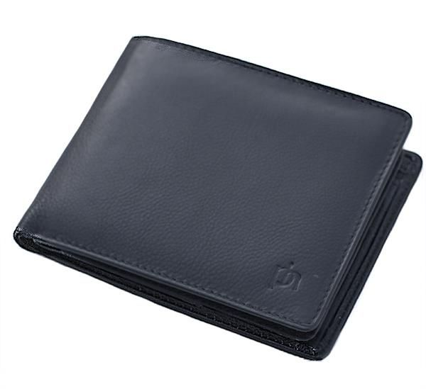 mens fine quality soft leather wallet
