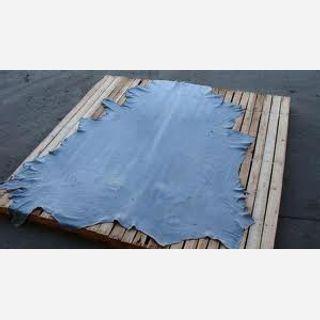 Light Blue, -, Cow Wet Blue Split Leather