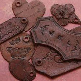 For men & Women Garment, Material: Leather