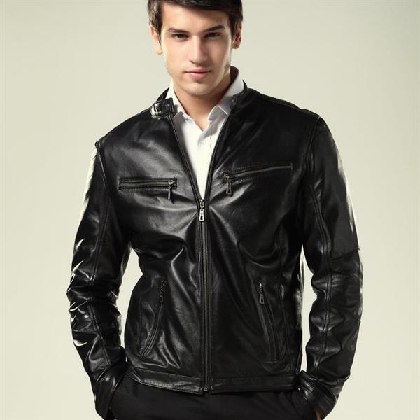 mens genuine leather jackets