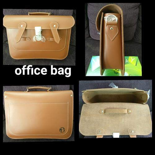 Leather hand bags-Leather products