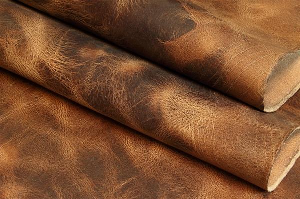 Buffalo Finished Leather