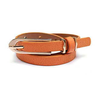 pu leather belt