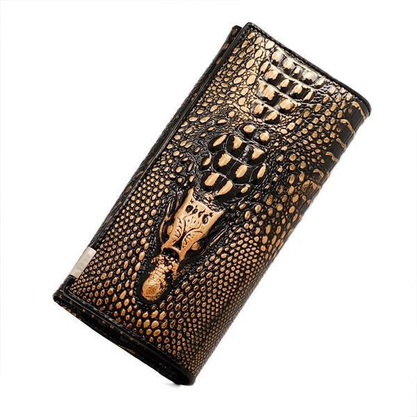 Ladies Leather Branded Purses and Clutches