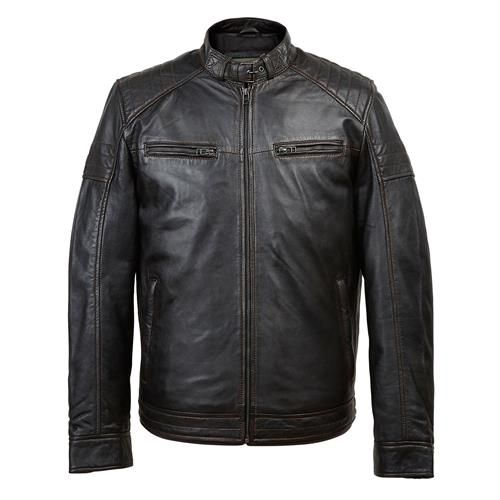 Leather garment-Leather products