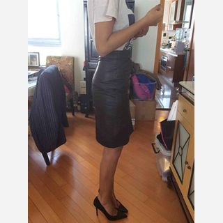 Leather skirts-Leather products