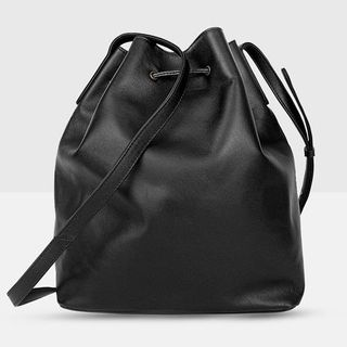 Leather shoulder bags-Leather products