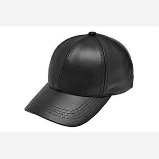 Men's Leather Baseball Caps