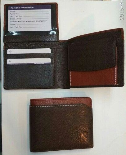 Gent's Stylish Leather Wallets