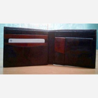 Gent's Pure Leather Wallet