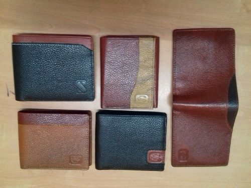 Stylish Leather Wallet