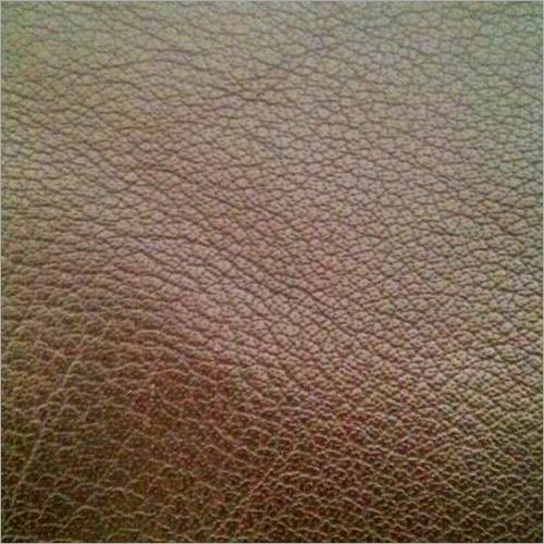Natural Finished Leather