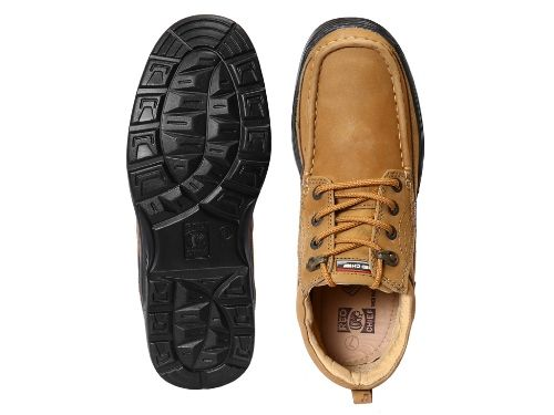 RC 1211 Men Rust Casual Shoes