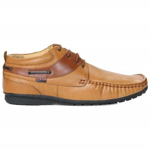 RC 1199 Men Tan Formal Shoes