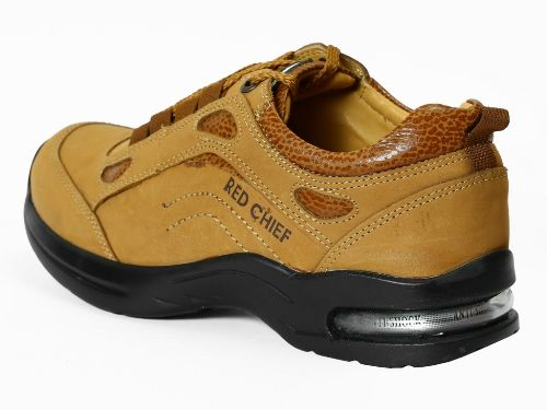 RC 1975 Men Rust Casual Shoes