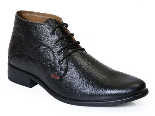 RC 2381 Men Black Formal Shoes
