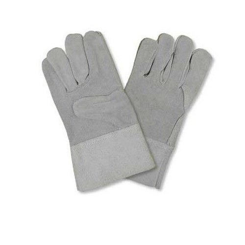 Split/Crust Leather Industrial Hand Gloves