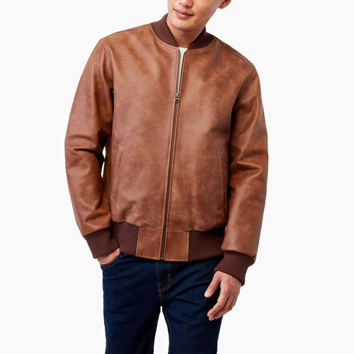 Roots Men Leather Jackets