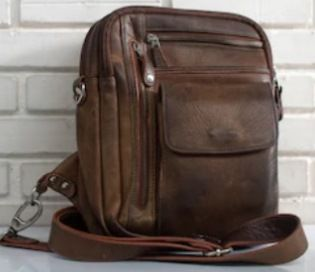 Men's Leather Handbags