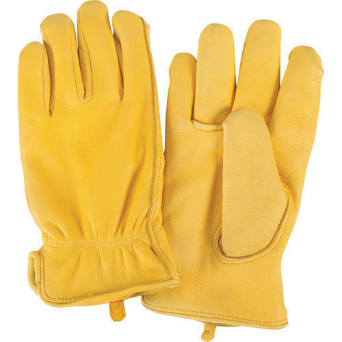 Hand Safety Leather Gloves
