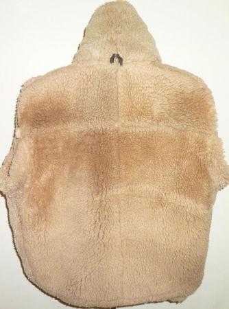 Sheep Fur Skin Leather