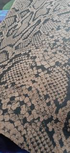 Printed leather-Raw & Finished Leather