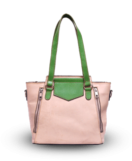 Ladies Pure Leather Handbag