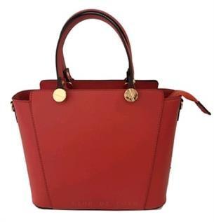 Saffiano Leather Ladies Handbag