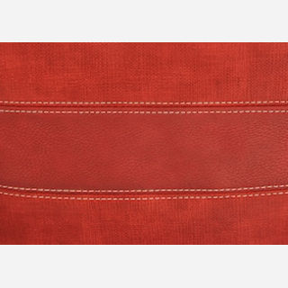 PVC Finished Leather