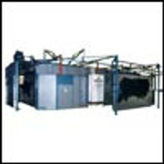 Leather Drying Machine