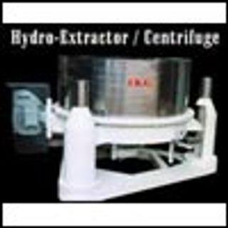 Centrifugal Hydro-Extractors Machine